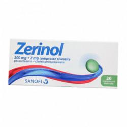 Купить Зеринол Zerinol/Италия табл. №20 в Новосибирске