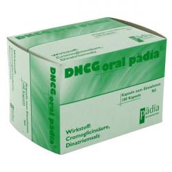 Купить ДНКГ DNCG Oral капсулы 100мг (аналог Кромо-ЦТ, Cromo-CT) №100 в Новосибирске