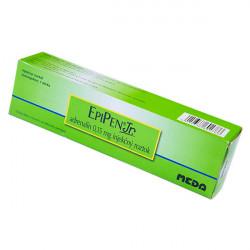 Купить Эпипен Джуниор ( аналог Penepin, Epipen Jr.) 0,15мг шприц-тюбик №1 в Новосибирске