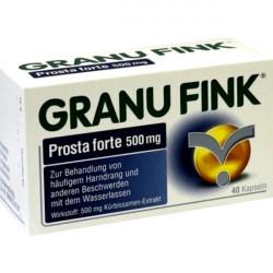 Купить Granufink, Грануфинк простата и мочевой пузырь капс. №40 в Новосибирске