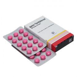 Купить Гино-Тардиферон (Gyno-Tardyferon) таблетки п/о 80 0,35мг №30 в Новосибирске