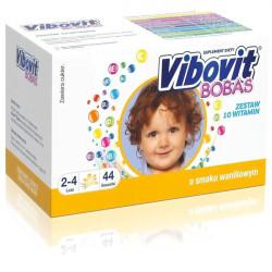 Купить Vibovit Bobas (Вибовит бэби) порош. ваниловый вкус №44! в Новосибирске