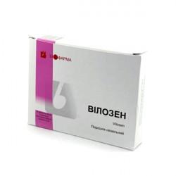 Купить Вилозен ампулы 20мг N10 в Новосибирске