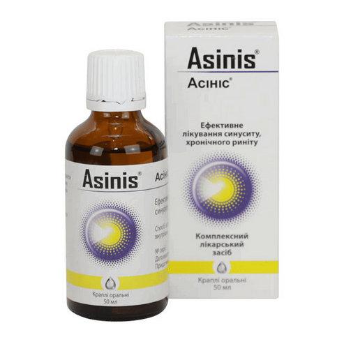 Купить Асинис (Asinis) флакон 50мл в Новосибирске